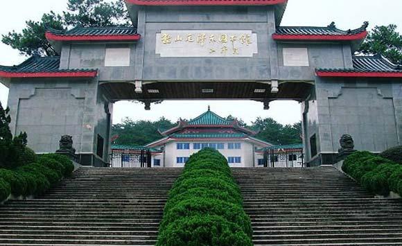 湖南韶山风景名胜区